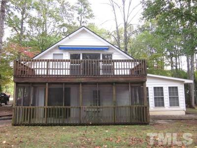 Henderson NC Single Family Home For Sale: $299,000