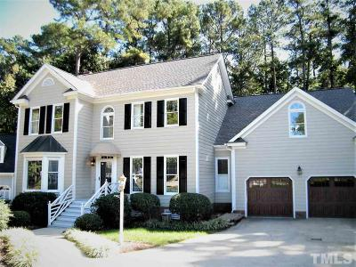 Cary Single Family Home For Sale: 106 Whispering Pines Court