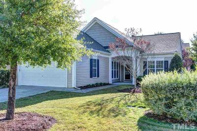 Chatham County Single Family Home Contingent: 906 Footbridge Place
