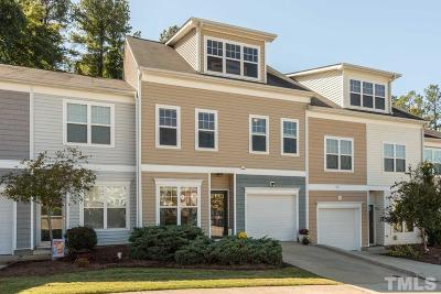 Wake Forest Townhouse Pending: 157 Deacon Ridge Street