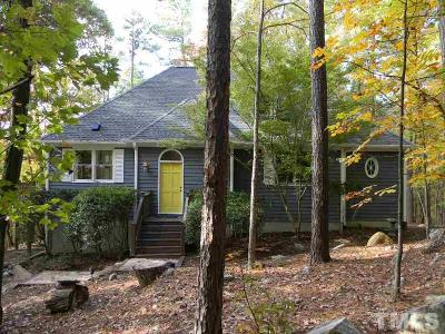 Chapel Hill Single Family Home For Sale: 1215 Clearwater Farm Trail