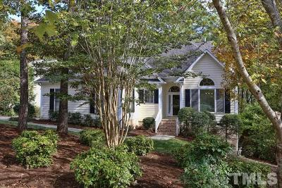 Chapel Hill Single Family Home Contingent: 115 Cardiff Place