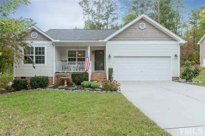 Franklinton Single Family Home For Sale: 100 Weatherly Drive