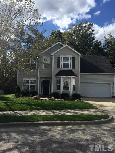 Knightdale Single Family Home For Sale: 803 Steam Boat Street