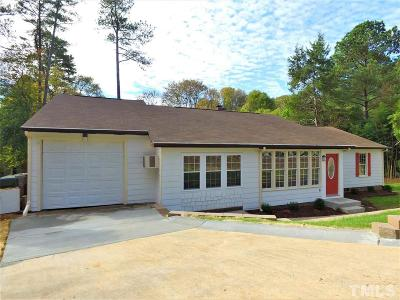 Cary Single Family Home For Sale: 757 High House Road