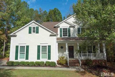 Cary Single Family Home Contingent: 101 Armfield Court