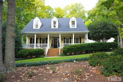 Cary Single Family Home For Sale: 112 Livingstone Drive
