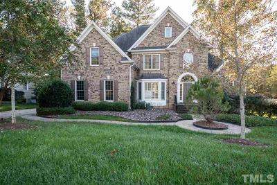 Durham County Single Family Home For Sale: 4305 Taylor Hall Place