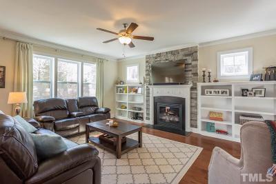 Raleigh Single Family Home For Sale: 1304 Hoke Landing Lane