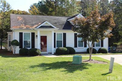 Durham Single Family Home For Sale: 3 McCarthy Court