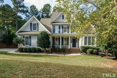 Wake Forest NC Single Family Home Contingent: $435,000