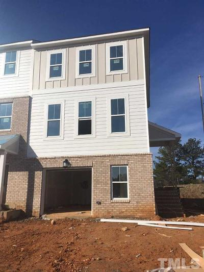 Holly Springs Townhouse Pending: 208 Skymont Drive