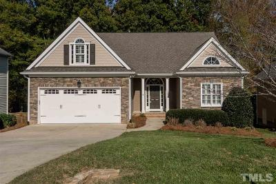 Pittsboro Single Family Home For Sale: 114 Bridle Path