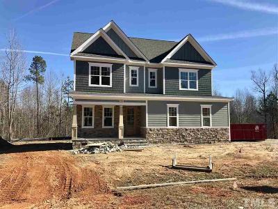 Raleigh Single Family Home For Sale: 8545 Hurst Drive