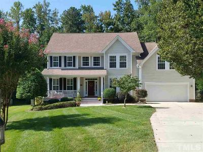 Raleigh Single Family Home For Sale: 5124 Bartons Enclave Lane
