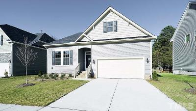 Knightdale Single Family Home For Sale: 109 Spur Lane