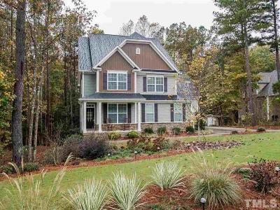 Clayton Single Family Home For Sale: 409 Ainsley Court