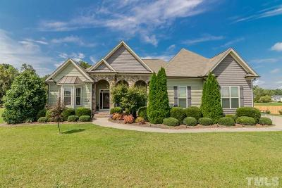Harnett County Single Family Home For Sale: 757 Atkins Road