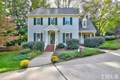 Wake County Single Family Home Contingent: 3108 Anderson Drive
