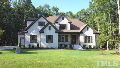 Wake Forest Single Family Home Pending: 2004 Blue Haven Court #l