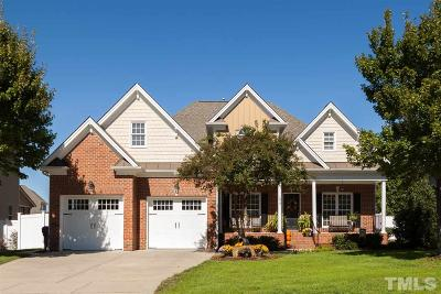 Knightdale Single Family Home For Sale: 1010 Primrose Cottage Lane