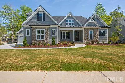 Wake Forest Single Family Home For Sale: 1405 Yardley Drive