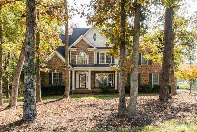 Wake Forest Single Family Home For Sale: 5916 Two Pines Trail