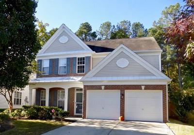 Morrisville Single Family Home For Sale: 105 Vail Court