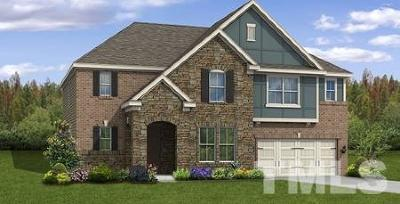 Durham Single Family Home For Sale: 1206 Capstone Drive