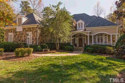 Wake County Single Family Home For Sale: 11309 Brass Kettle Road