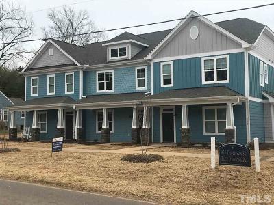 Pittsboro Rental For Rent: 858 Thompson Street #A