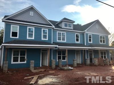 Pittsboro Rental For Rent: 858 Thompson Street #C