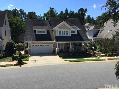 Raleigh Single Family Home For Sale: 3711 Congeniality Way