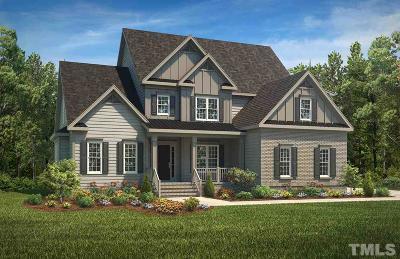 Apex Single Family Home For Sale: 109 Gilmore Bridge Drive