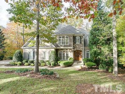 Raleigh Single Family Home For Sale: 1325 Caistor Lane
