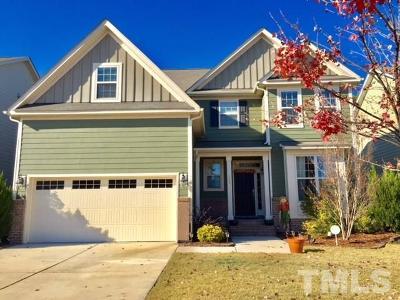 Apex Single Family Home For Sale: 728 Blossom Bay Lane
