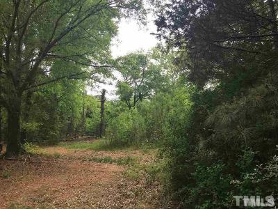 Apex Residential Lots & Land For Sale: 1003 Copeland Street