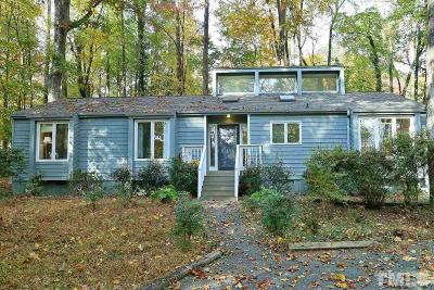 Chapel Hill Single Family Home Contingent: 145 Dixie Drive