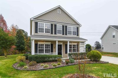 Apex Single Family Home For Sale: 3005 Locust Grove Drive
