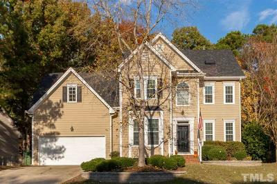 Cary Single Family Home For Sale: 105 Chatsworth Street