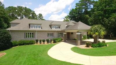 Wake County Single Family Home For Sale: 2224 Old Sorrell Road