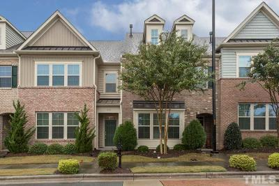 Morrisville Townhouse Contingent: 1412 Alemany Street