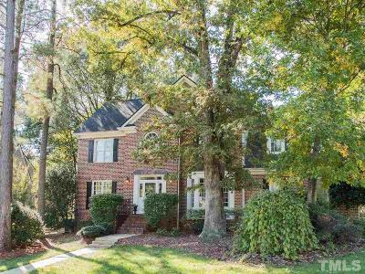 Cary Single Family Home For Sale: 207 Morrow Mountain Drive