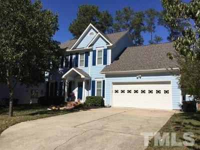 Cary Single Family Home For Sale: 202 Copper Green Street