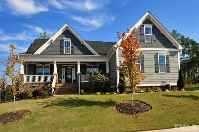 Cary Single Family Home Pending: 920 Queensdale Drive