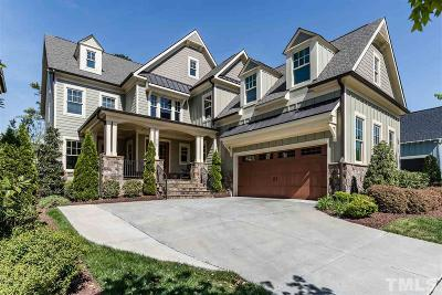 Wake County Single Family Home For Sale: 3709 Rolston Drive