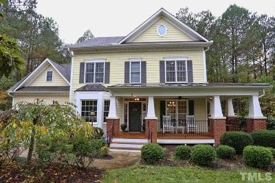 Durham County Single Family Home For Sale: 3 Defoe Court