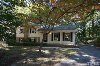 Single Family Home For Sale: 5612 Rangeley Drive