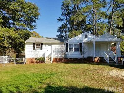 Garner Single Family Home For Sale: 700 Bryan Street