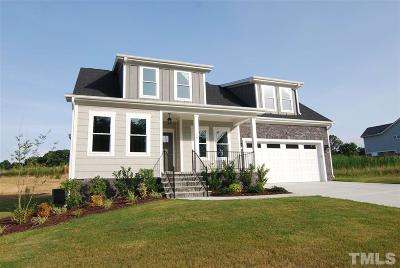 Clayton Single Family Home For Sale: 178 Heathgreen Drive
